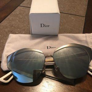 Dior Mirror Sunglasses